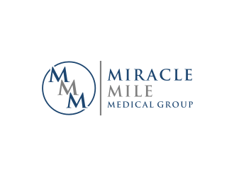 Miracle Mile Medical Group logo design by bricton