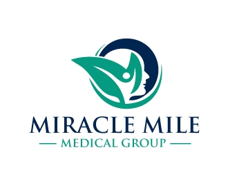 Miracle Mile Medical Group logo design by tec343