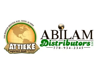 ABILAM DISTRIBUTORS LLC (ATTIEKE) logo design winner