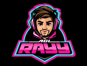 AGL Rayy logo design