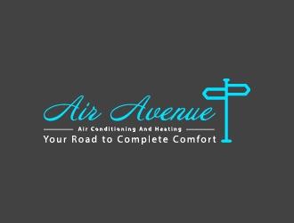 Air Avenue  logo design