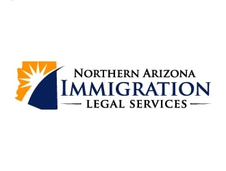 Northern Arizona Immigration Legal Services logo design