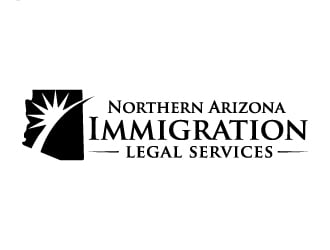 Northern Arizona Immigration Legal Services logo design by jaize