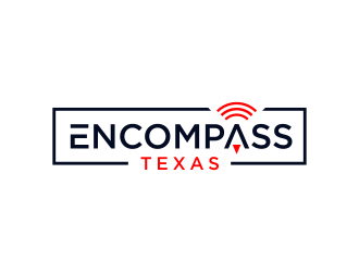 Encompass Texas logo design