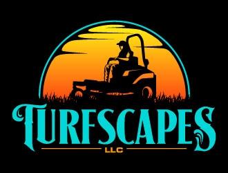 TurfScape LLC logo design
