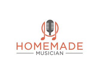 Homemade Musician logo design