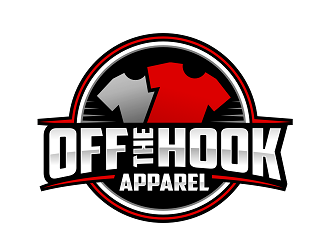 Off The Hook Apparel logo design