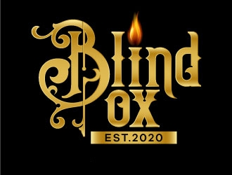 Blind Ox logo design