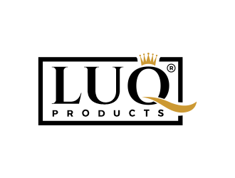 LUQ logo design