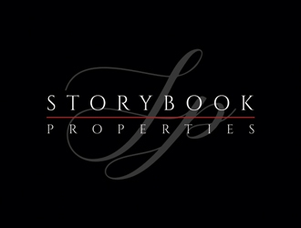 Storybook Properties logo design