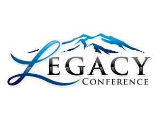 Legacy Conference logo design