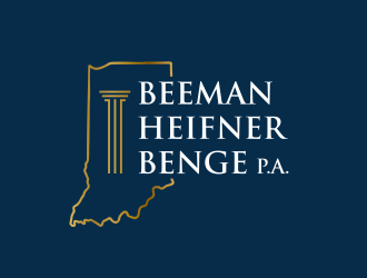 Beeman Heifner Benge P.A. logo design