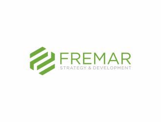 Fremar logo design winner