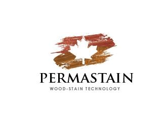 Permastain logo design