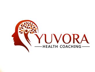 Yuvora Health Coaching logo design winner