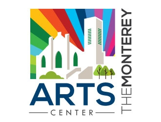 The Monterey Arts Center logo design