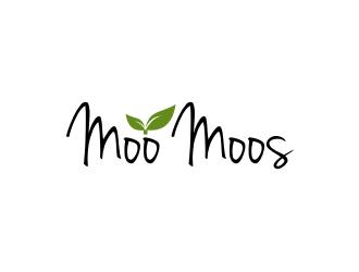 Moo Moos logo design
