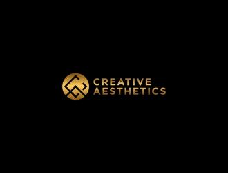 Creative Aesthetics  logo design