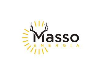 Masso Energia logo design