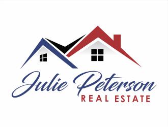 Julie Peterson Real Estate logo design winner