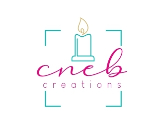 cneb creations logo design