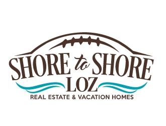 shore to shore loz logo design winner