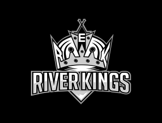 Edmonton River Kings logo design
