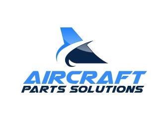 Aircraft Parts Solutions logo design