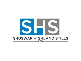 Shuswap Highland Stills LTD logo design by Sheilla