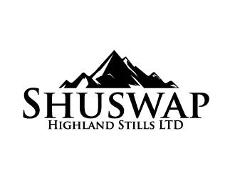 Shuswap Highland Stills LTD logo design by AamirKhan