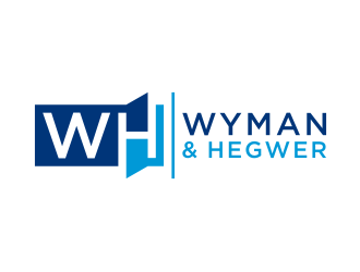 Wyman & Hegwer logo design