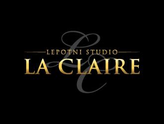 Studio La Claire logo design