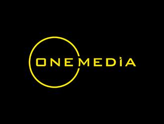 One Media logo design