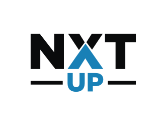 NXT Up logo design