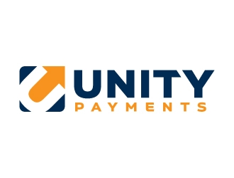 Unity Payments logo design