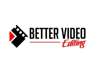 Better Video Editing logo design