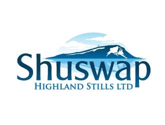 Shuswap Highland Stills LTD logo design by jaize