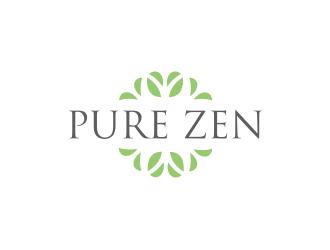 Pure Zen logo design