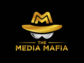 The Media Mafia logo design