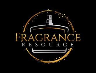 Fragrance Resource logo design