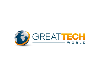 Great Tech World logo design