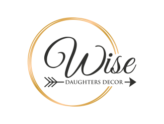 Wise Daughters Decor logo design by IrvanB