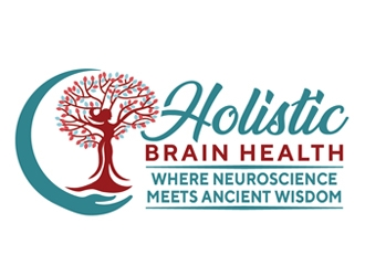 Holistic Brain Health logo design