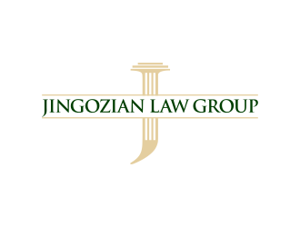 Jingozian Law Group logo design