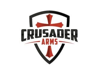 Crusader Arms Logo Design