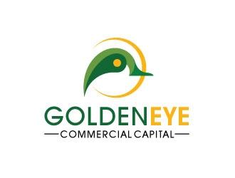 Goldeneye Commercial Capital logo design