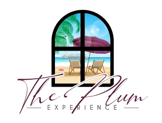 The Plum Experience  logo design