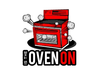 Is The Oven On logo design winner