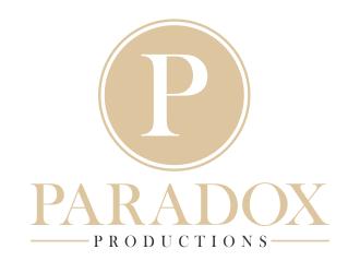 Paradox Productions logo design