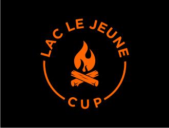 Lac Le Jeune Cup logo design